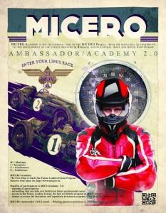 MICERO Ambassador, MICERO Academy, APIER