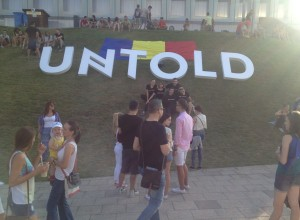 At Untold Festival