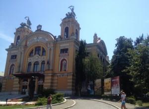 Cluj, at Untold Festival